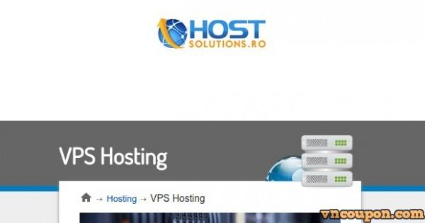 HostSolutions.ro – 罗马尼亚的离岸 VPS – 没有 DMCA – 洪流允许从 €7EUR/年开始
