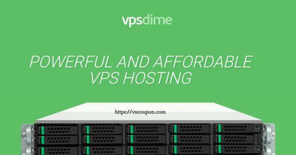 VPSDime • 便宜的高内存 VPS • 6GB RAM/ 4 vCPU/ 30GB SSD/ 10Gbps 上行链路从 $7/月
